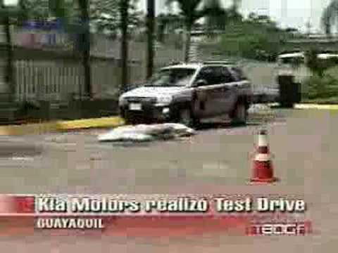 Kia Realizo TestDrive