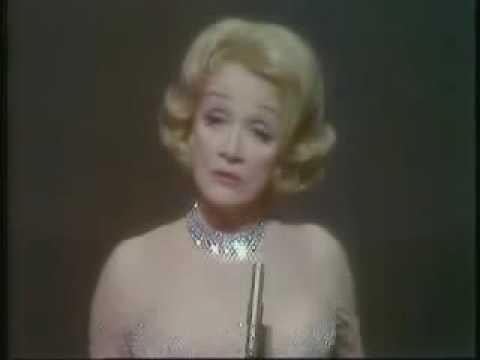 Marlene Dietrich - Das Lied Ist Aus
