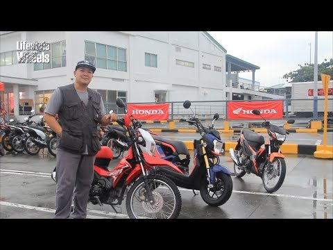 The New 2017 Honda RS125, XRM125 & Zoomer X!