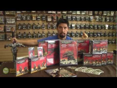 Dave's New Chaos Space Marine Army Review