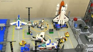 All LEGO City Summer 2015 Space sets together!