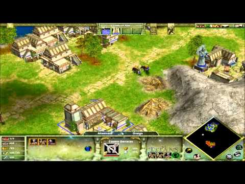 Let's Play: Age of Mythology: The Titans Ep 2