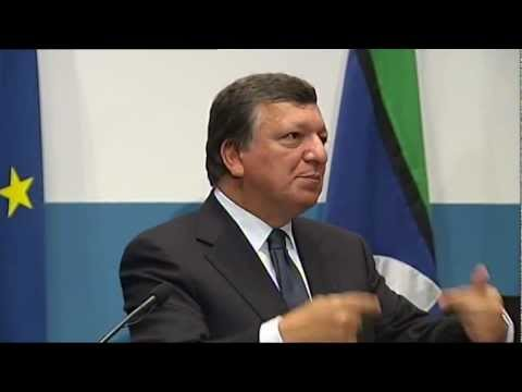 Presentation by His Excellency Mr José Manuel Barroso, President of the European Commission
