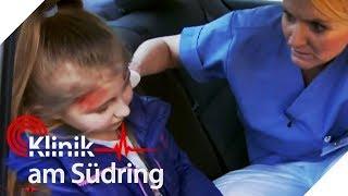 Vater will Tochter retten und baut schlimmen Autounfall! | Klinik am Südring | SAT.1 TV