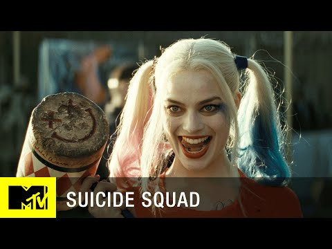 Suicide Squad (2016) 'Blitz' Trailer | Will Smith, Margot Robbie, Jared Leto Movie | MTV