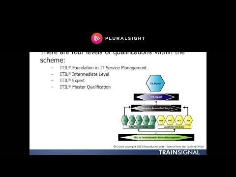 Make sense of the ITIL® v3 certification paths