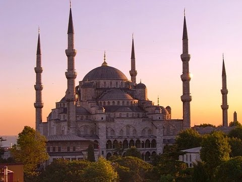 EVEN MORE TURKISH DELIGHT - SULTANAHMET MOSQUE, a.k.a. THE BLUE MOSQUE, ISTANBUL