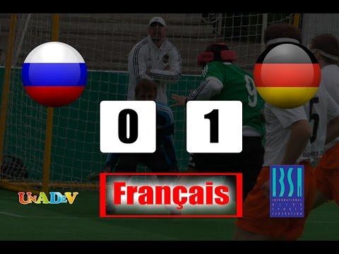 Tournoi de Saint-Petersbourg  -  Allemagne vs Russie