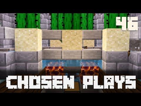 Chosen Plays Minecraft 1.13 Ep. 46 Mob Farm Madness