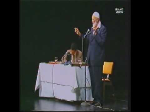 Muhammed in the bible - Ahmed Deedat 11 of 11