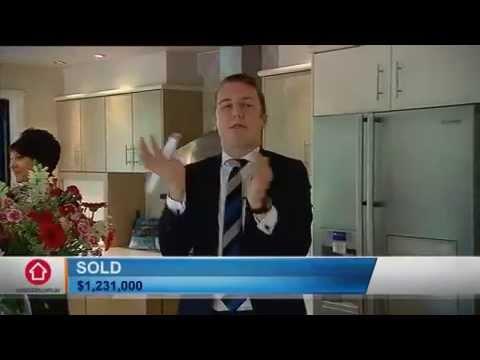 Harcourts Green Living on Network 10 News Brisbane, October 2014