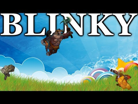 Dota 2 - Blinky Dodge Series Trailer by DotaVision