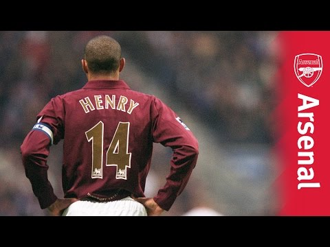 Thierry Henry: Top 10 Premier League goals