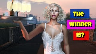 The WINNER is | SECOND LIFE