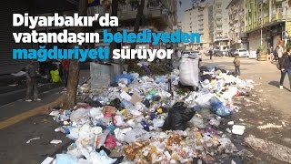 Diyarbakır'da vatandaşın belediyeden mağduriyeti sürüyor