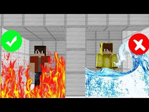 BEYİN YAKAN TUZAKLAR ISMETRG HANGİSİNİ SEÇECEK? 😱 - Minecraft
