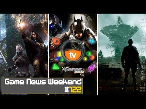 Game News Weekend — #122 от XGames-TV (Игровые Новости)