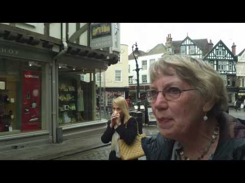 How do Canterbury residents feel about tourism?