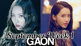 Download Lagu [TOP 100] Gaon Kpop Chart 2018 [September Week 1] Gratis STAFABAND