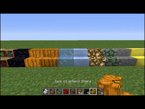 Minecraft 1.7.2 PC | Mods | Extra Stairs Mod [Review] | HD