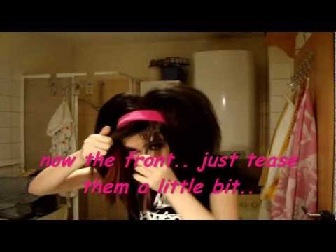 Emo Hair (how to) 2