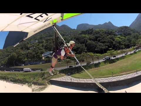 Hang Gliding Rio de Janeiro : Amazing experience!