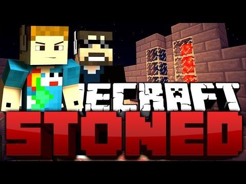Minecraft: Stoned - Minecraft Mini Game Puzzle w/ SSundee
