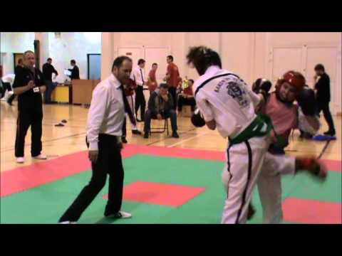 Tang Soo Do Pionki - Highlights from light contact competitions 2011/2012 Image 1
