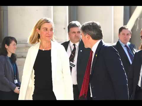 EU chooses Polish PM as chairman, Mogherini to run foreign policy