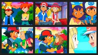 EVERY POKEMON OWNED BY ASH KETCHUM'S FEMALE COMPANIONS!