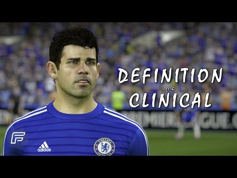 "Diego Costa ""Definition Of Clinical"" (FIFA 15 Edit)"