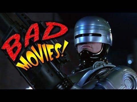How BAD is Robocop 3???