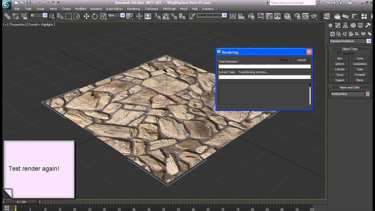 Фотореалистичная модель земли 3ds max как сделать