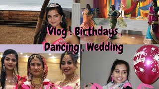 KZN Vlog | Dancing | Birthdays | Indian Wedding | Chermel's World
