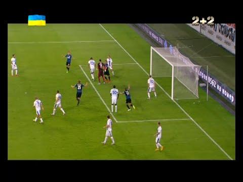 Дніпро - Чорноморець - 4:2. Відео-аналіз матчу
