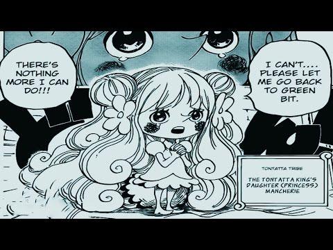 One Piece 774 Manga Chapter ワンピース Review - The Legend of Mansherry Leo's Awakening