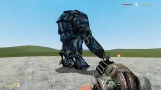 Gmod 13 Half-Life Renaissance addon
