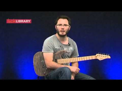 Greg Howe - Fusion Lesson