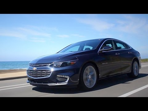 2017 Chevy Malibu - Review And Road Test