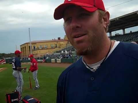 Adam Dunn Interview