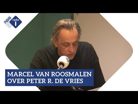Marcel van Roosmalen over Peter R. de Vries | NPO Radio 1