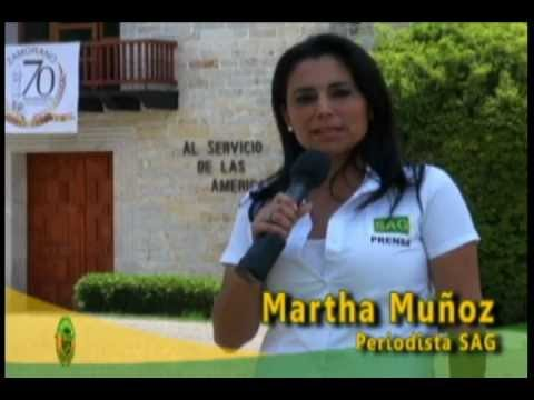 Programa Acción Agropecuaria TV 20 Abril 2012