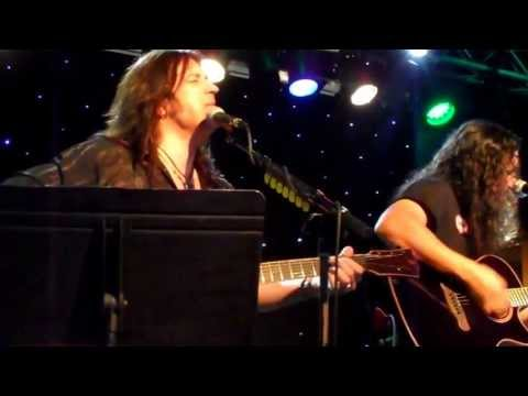 Michael Sweet / Oz Fox Of Stryper - Always There For You - Mexicali Live, Teaneck, NJ 7/16/2013