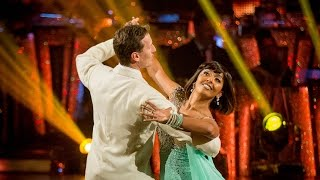 Sunetra Sarker & Brendan Cole Foxtrot to 'All of Me' - Strictly Come Dancing: 2014 - BBC One