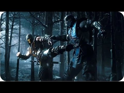 Wiz Khalifa - Can't Be Stopped Music Video - Mortal Kombat X Trailer Song ✔ video