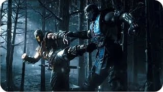 Wiz Khalifa - Can't Be Stopped Music Video - Mortal Kombat X Trailer Song ✔