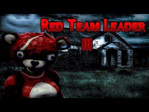 Fortnite Creepypasta: Red Team Leader III