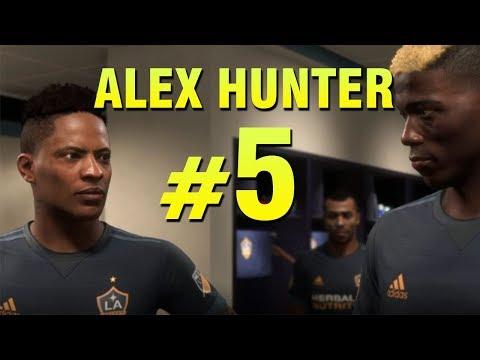 FIFA 18 ALEX HUNTER - Bölüm 5: AMERİKA FİNALLERİ!