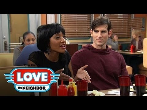 How Far Will Hattie Go to Save Spoiled Meat? - Tyler Perry's Love Thy Neighbor - OWN