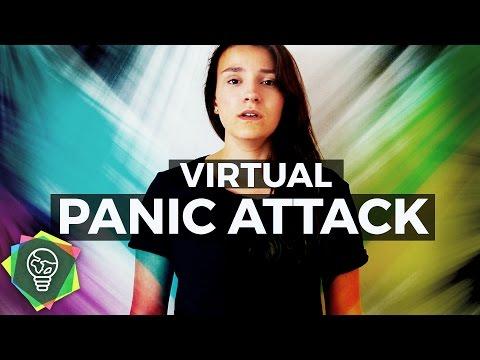 A Virtual Panic Attack   New Age Creators